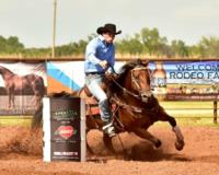 Frenchmans Lil Dash 2016 Doxa Extreme Rodeo Winner